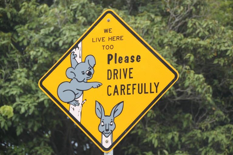 Street Sign in Montville
