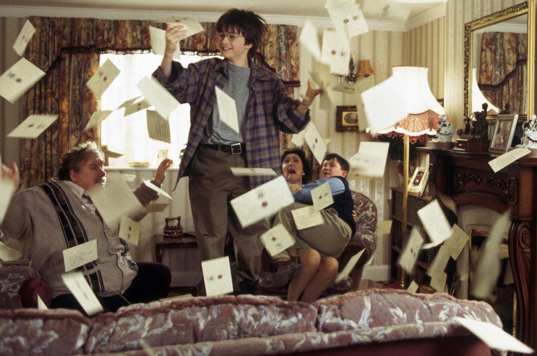 Harry Potter and the Philosopher's Stone | © Warner Bros Studio