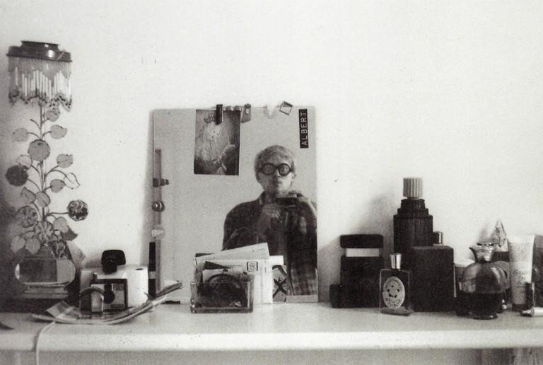 David Hockney - Self Portrait London (1970) | © cea/Flickr