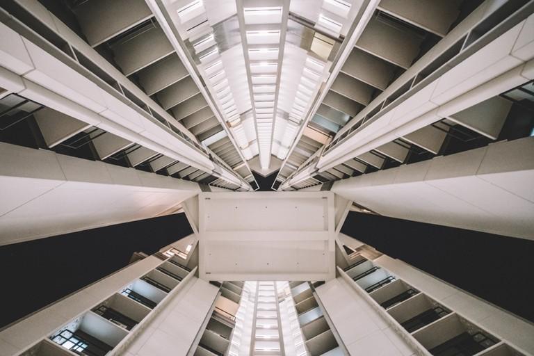 Looking Up Skyville by @misterkitt