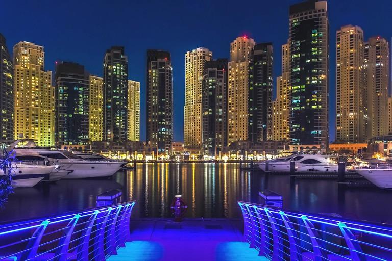 Dubai © Muneebfarman/Pixabay