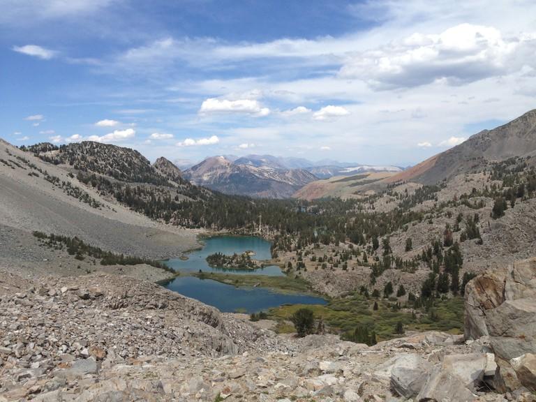 View from Duck Pass | © Addie Gottwald