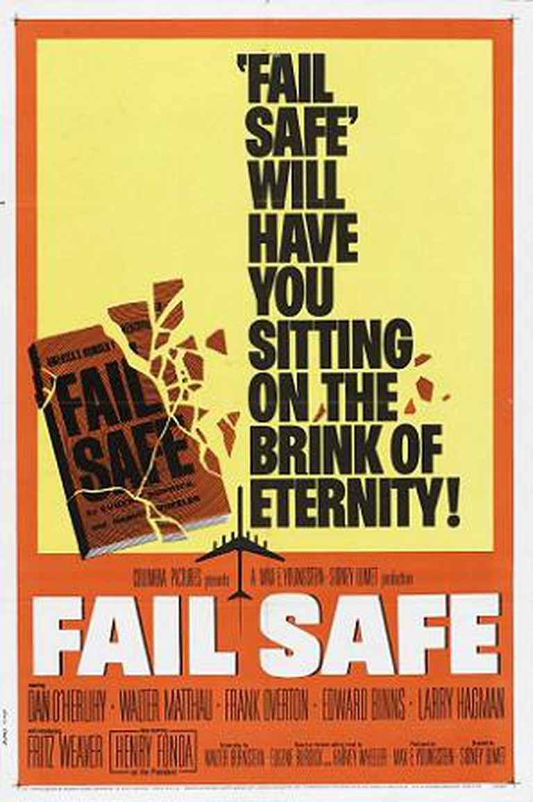 Fail Safe Poster | © Columbia Pictures/WikiCommons Fair Use