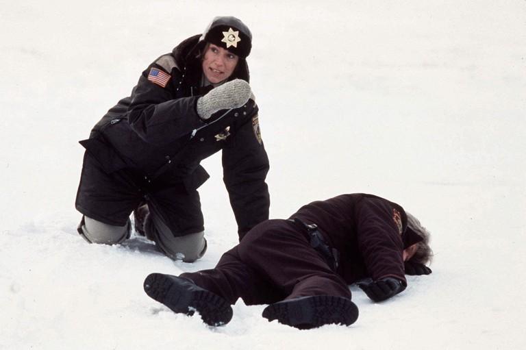 Still, Fargo (1996)   © PolyGram Filmed Entertainment Working Title Films