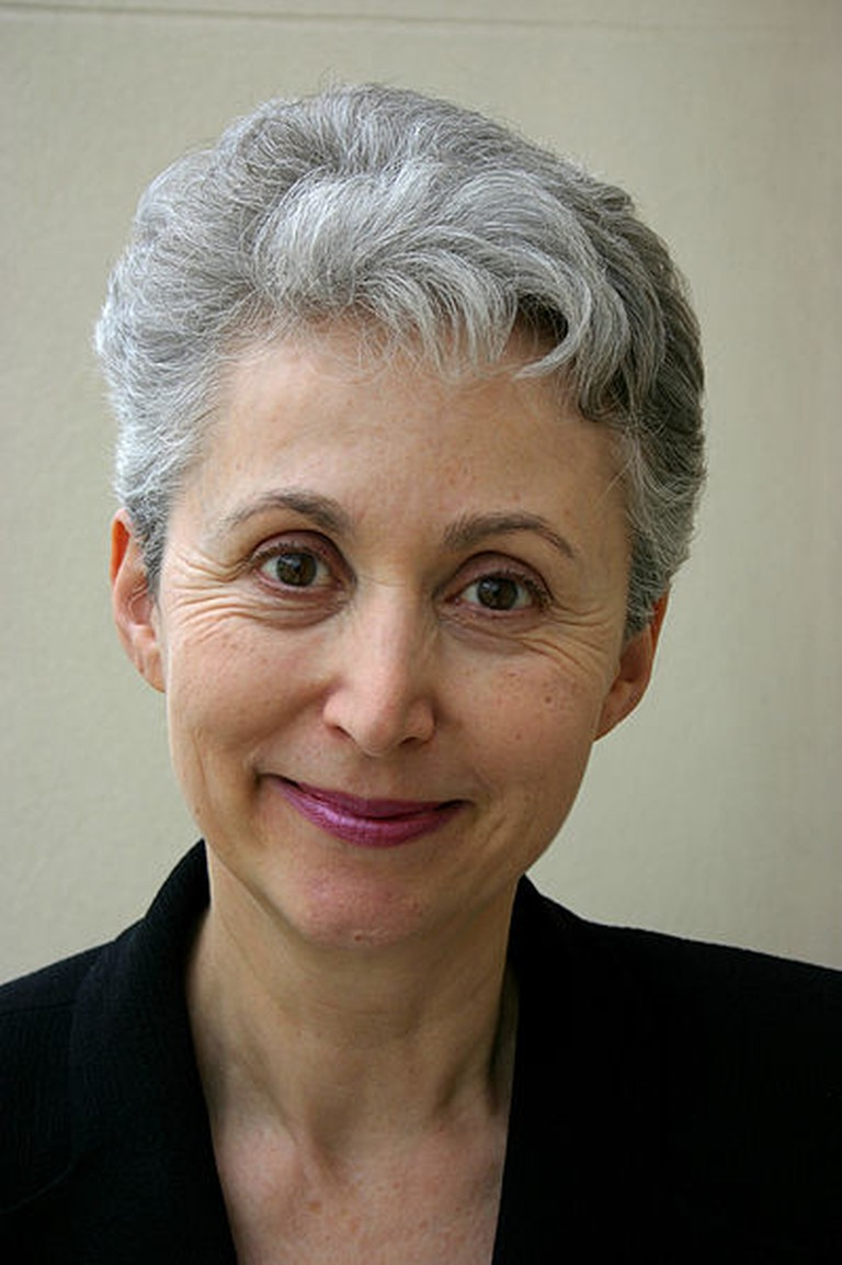 Florence Montreynaud © Kelbonpseudo l WikiCommons