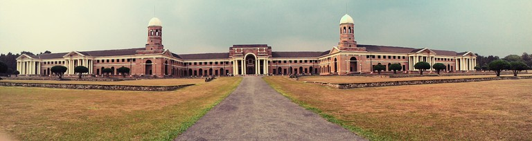 Facade: Forest Research Institute, Dehradun | © Stutee.rauthan/WikiCommons