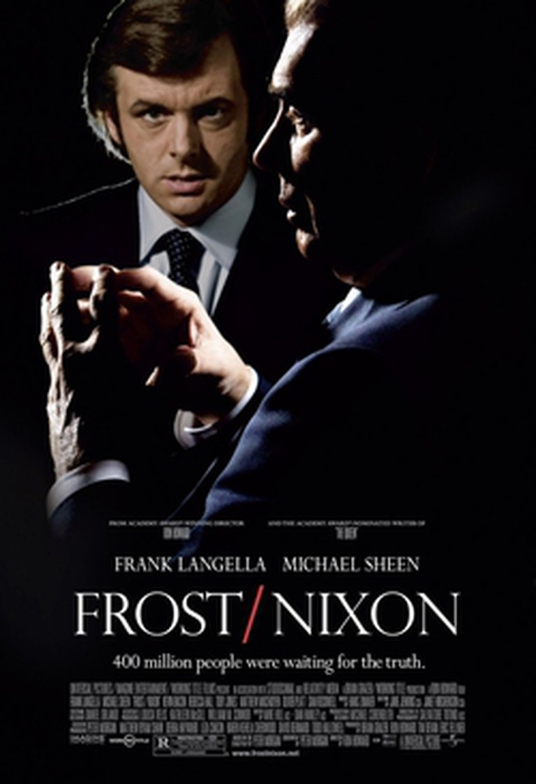 Frost/Nixon Poster | © Universal Pictures/WikiCommons Fair Use
