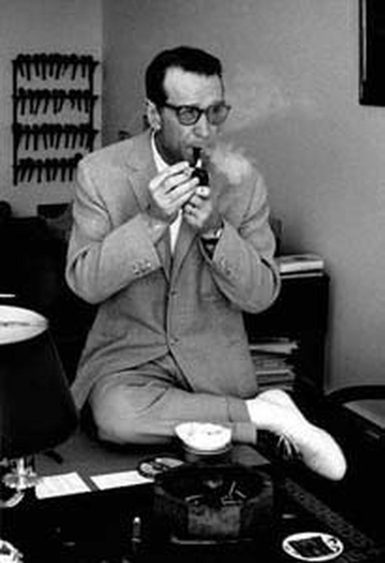 Simenon, 1963   © ErlingMandelmann.ch/Wiki Commons