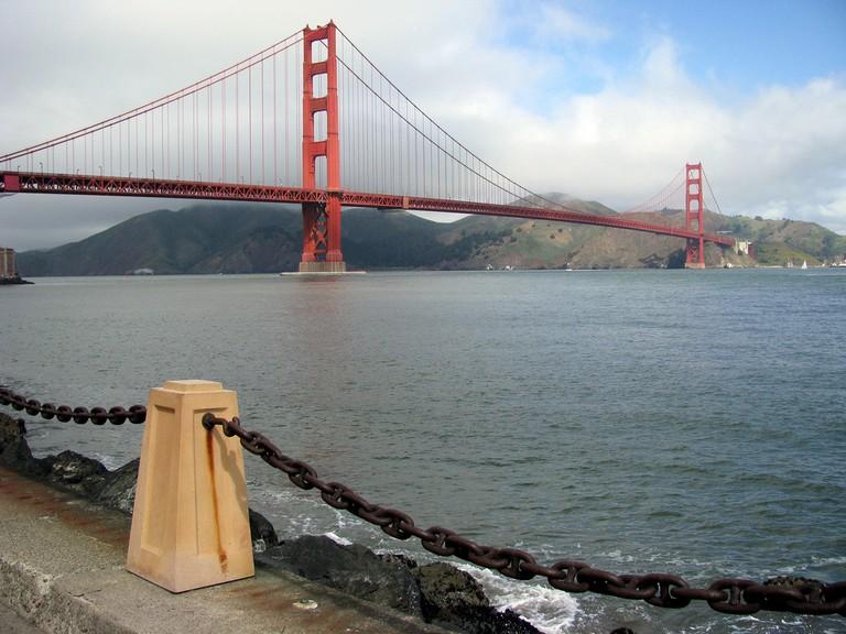 Golden Gate Bridge © Peter Dowley/Flickr