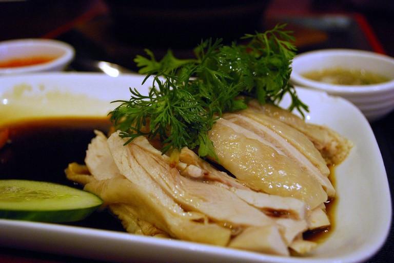Hainanese Chicken ©Alpha/flickr