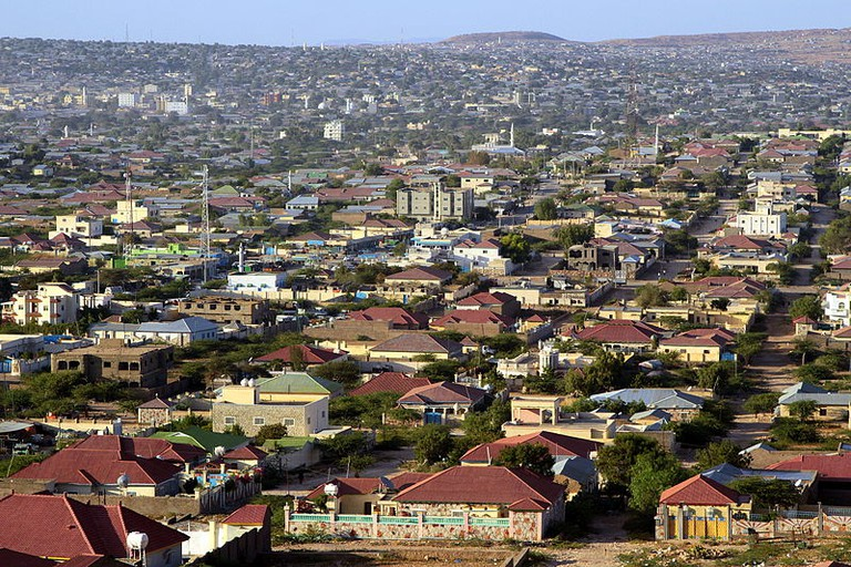 A residential area in Hargeisa, the capital of the northwestern Somaliland region of Somalia | © Retlaw Snellac Photography/Flickr