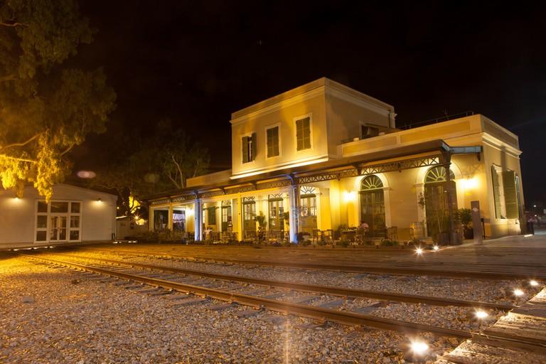 HaTachana Train Station | © Israel_photo_gallery/Flickr