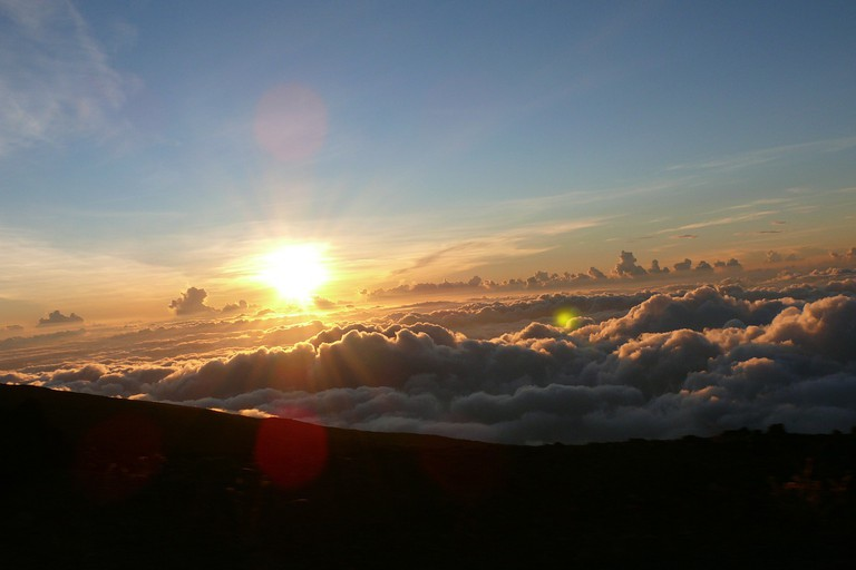 Sunset from Haleakala | © cello5/Pixabay