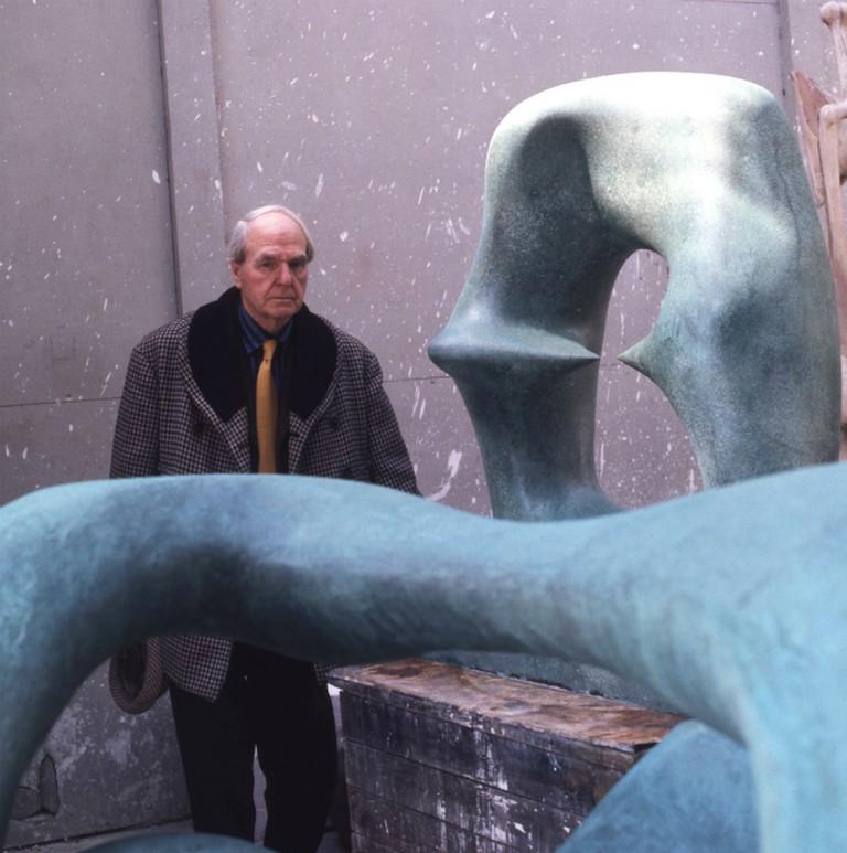 Henry Moore | © Allan warren/WikiCommons