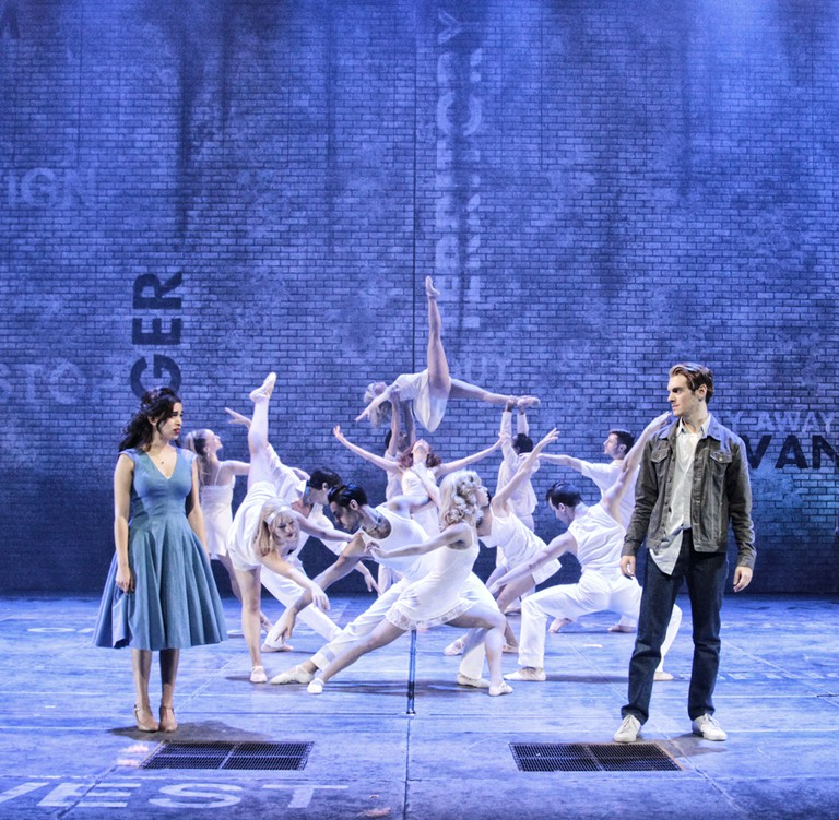 West Side Story, Courtesy of Cameri Theater