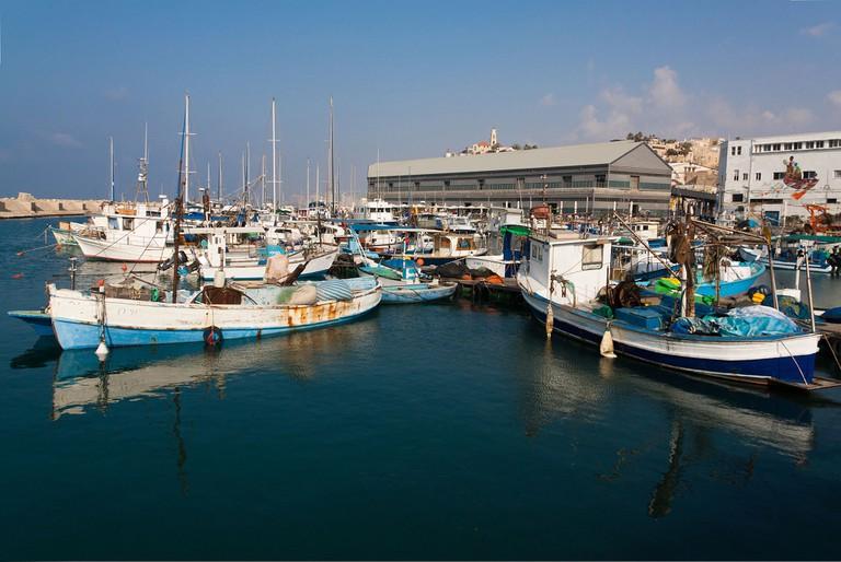 Jaffa Port | © WikiCommons