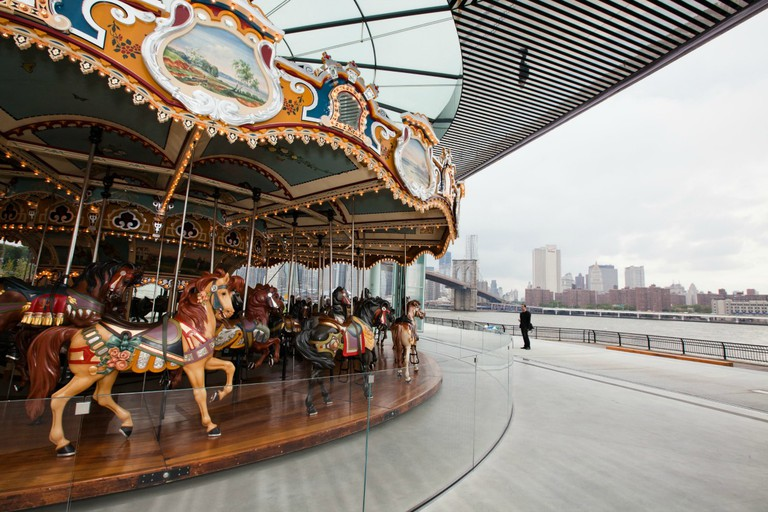 Jane's Carousel| © Julian Mackler