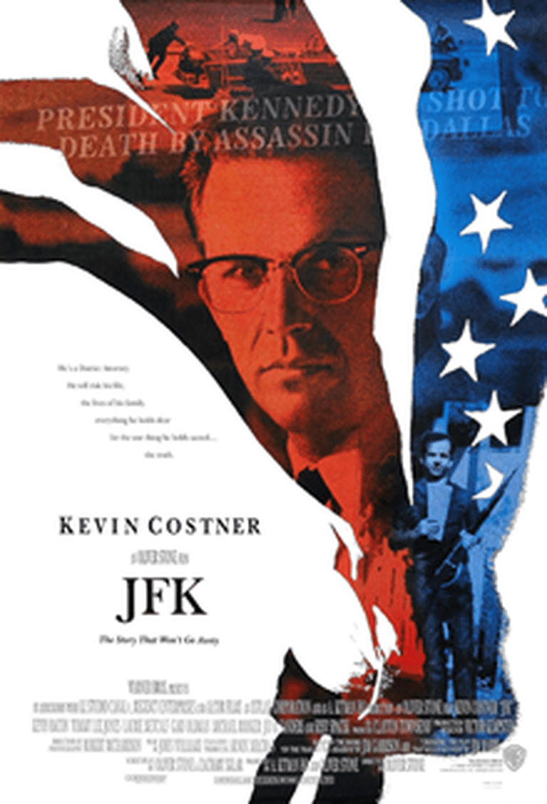 JFK Poster | © Warner Brothers/WikiCommons