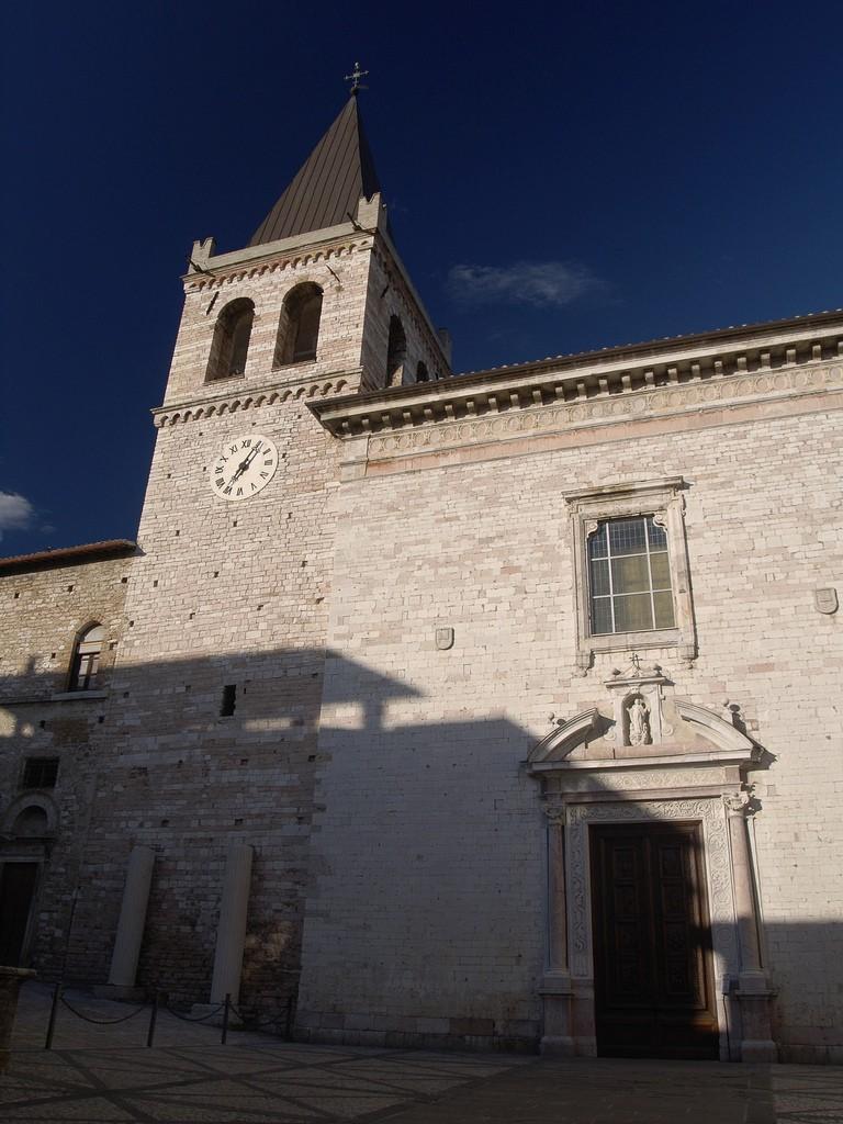 The church of Santa Maria Maggiore | © Matalyn/WikiCommons