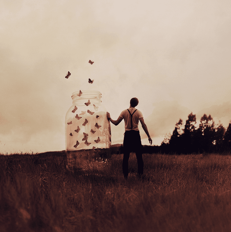 Make The World More Beautiful | © Joel Robison
