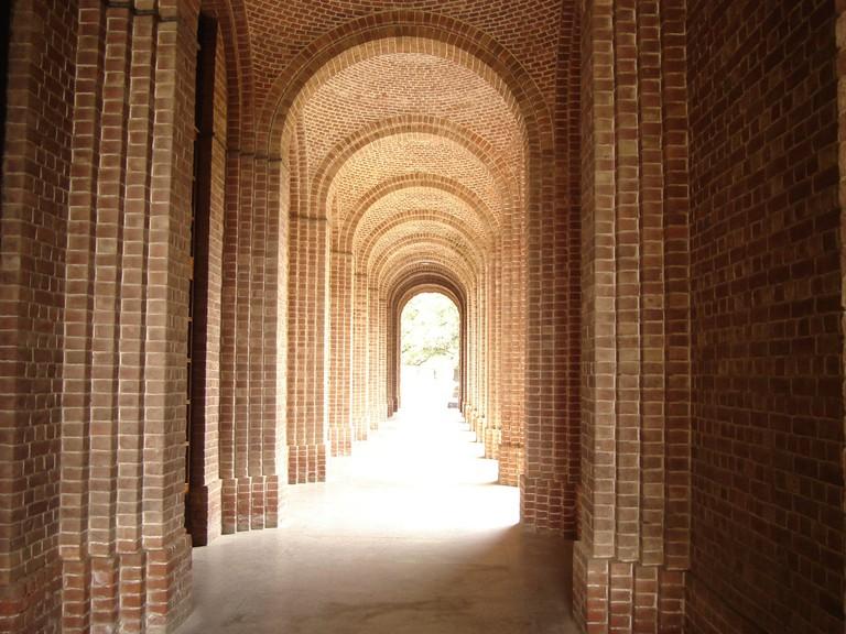 Corridors, FRI| © Shashank Sawant