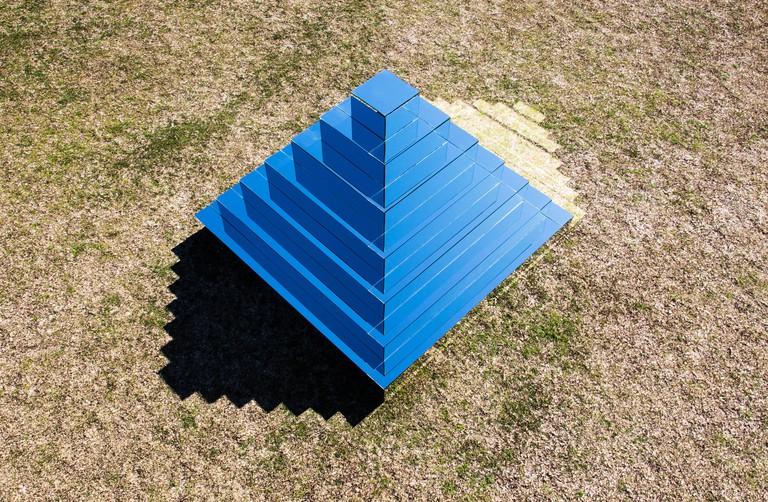 Mirrored Ziggurat