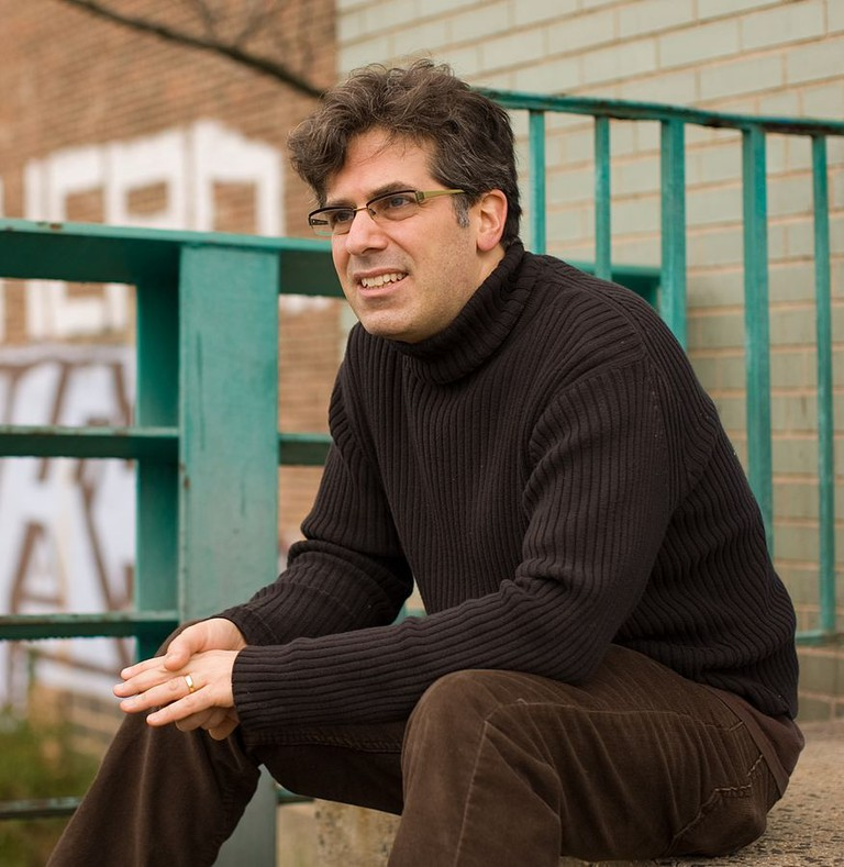 More details Lethem in Brooklyn| © Fred Benenson/wikicommons