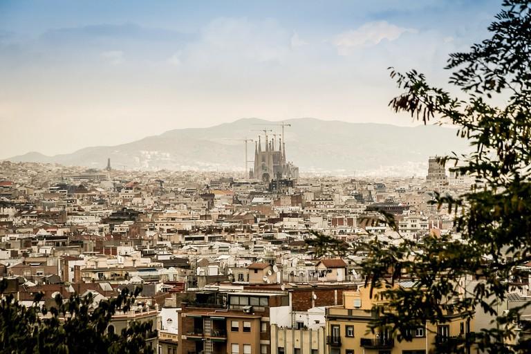Barcelona © Jarmoluk/Pixabay