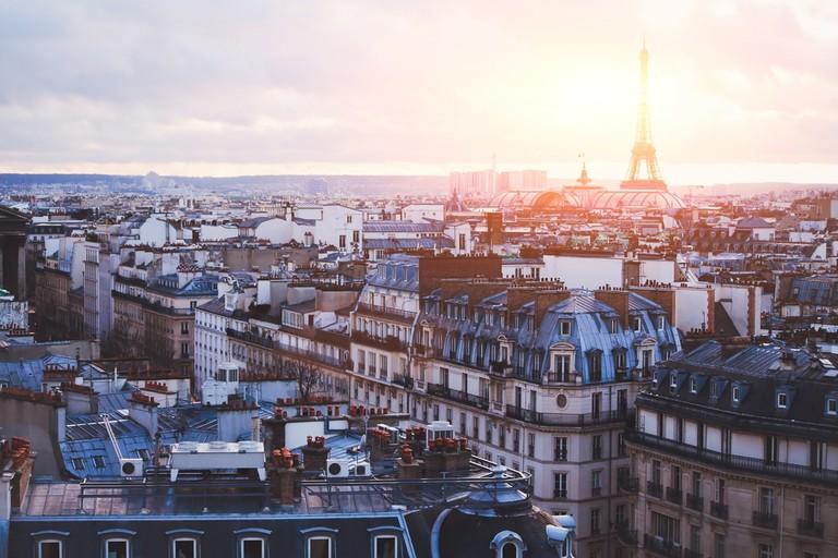 Paris © Ditty_about_summer/Shutterstock