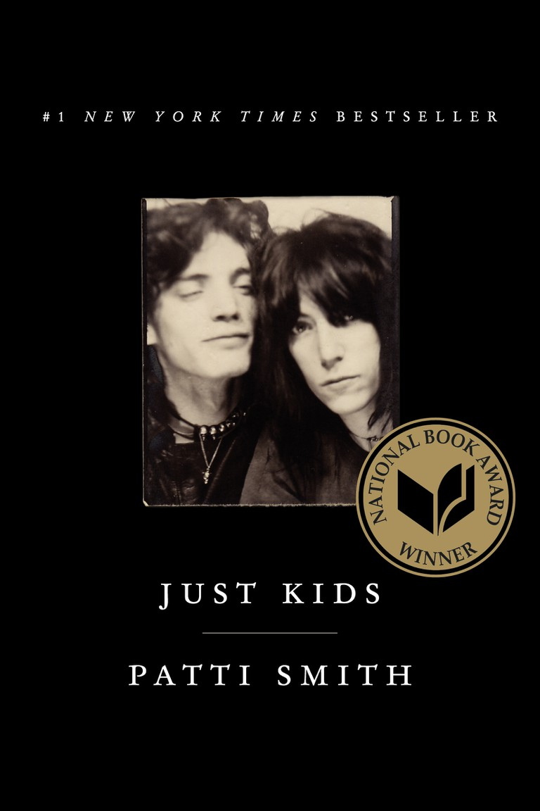 Patti Smith, Just Kids | Image Courtesy Of