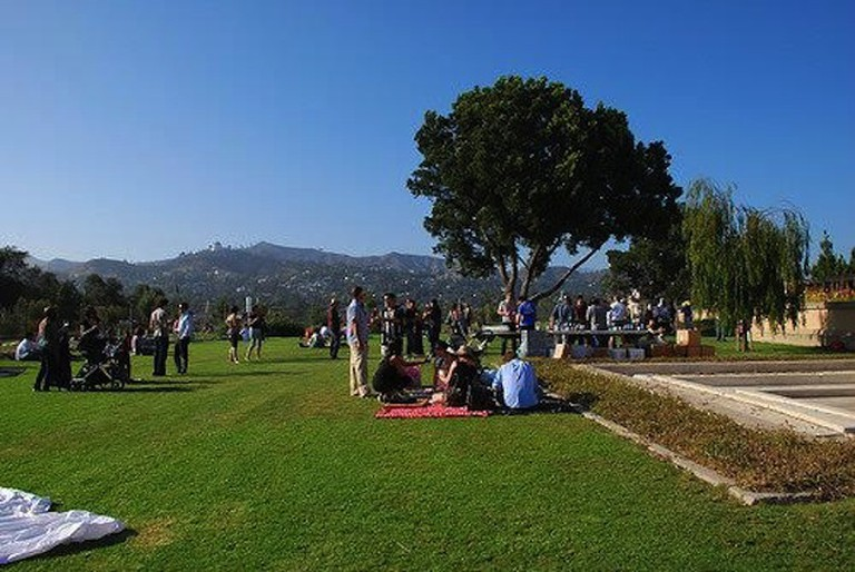 Barnsdall Art Park | Courtesy of Barnsdall Art Park