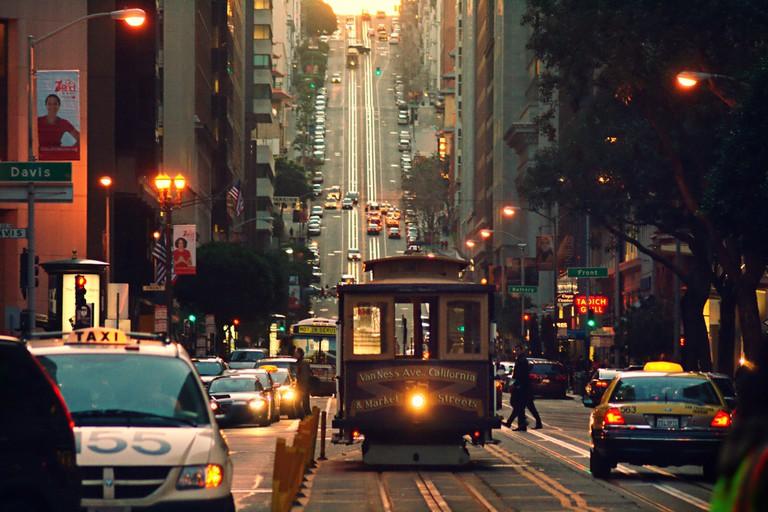 Cable Car | © Alfonso Jimenez/Flickr