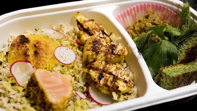 Persian New Year food © Tavallai/Flickr