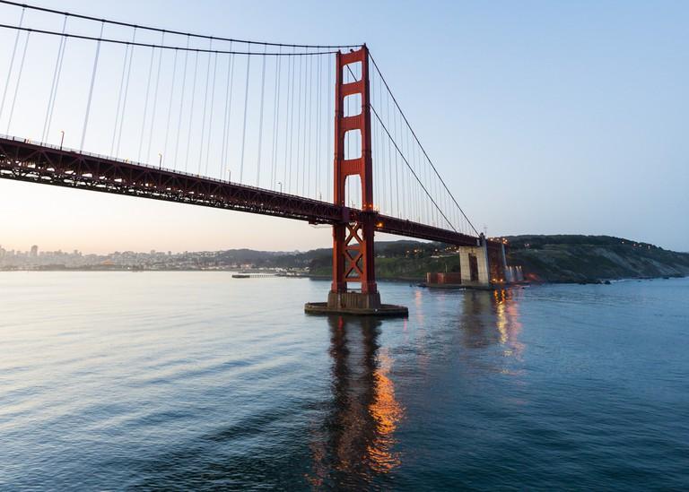 Golden Gate Bridge | © Hubert Yu/Flickr