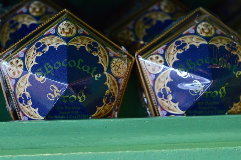 Chocolate Frogs © Hillary Jackson