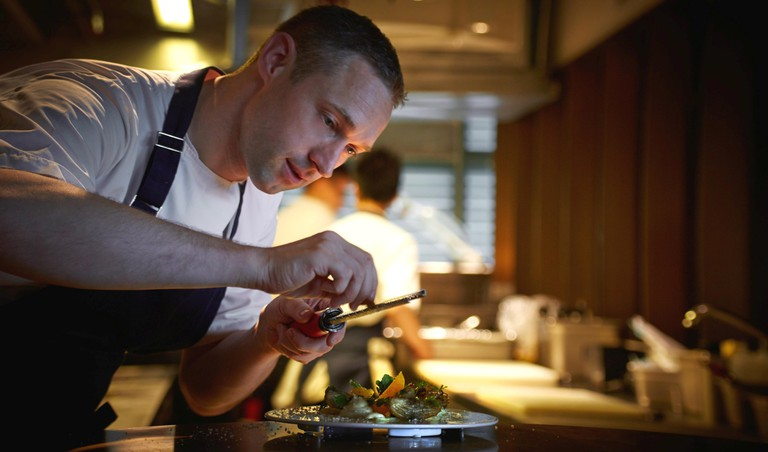 Executive Chef Chris Whitmore | Courtesy of Aberdeen Street Social