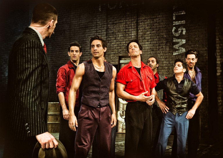 West Side Story Courtesy of Cameri Theater
