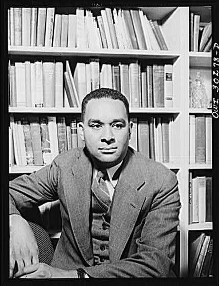Richard Wright | © Gordon Parks/Wikicommons
