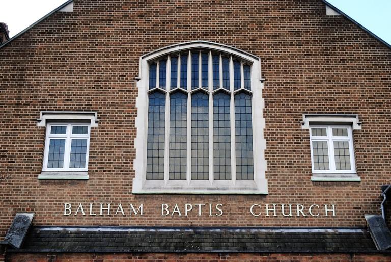 Balham Baptist Church| © Alyssa Erspamer