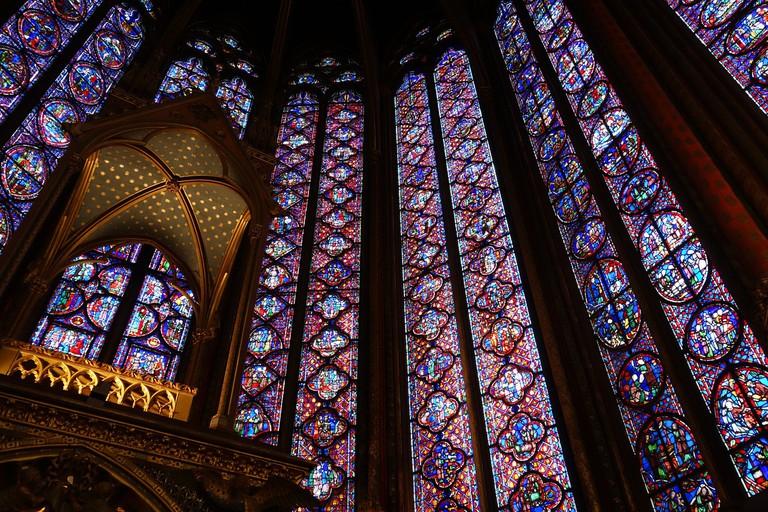 La Sainte Chapelle | © tmal/WikiCommons