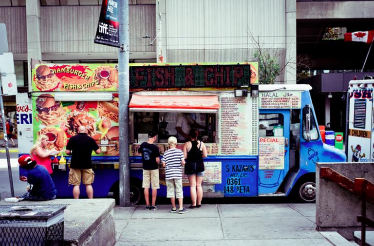 Fish & Chip | © Benson Kua/Flickr