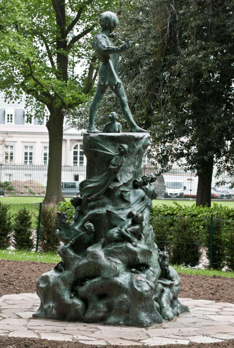 Parc d' Egmont - Brussels | William Murphy/Flickr