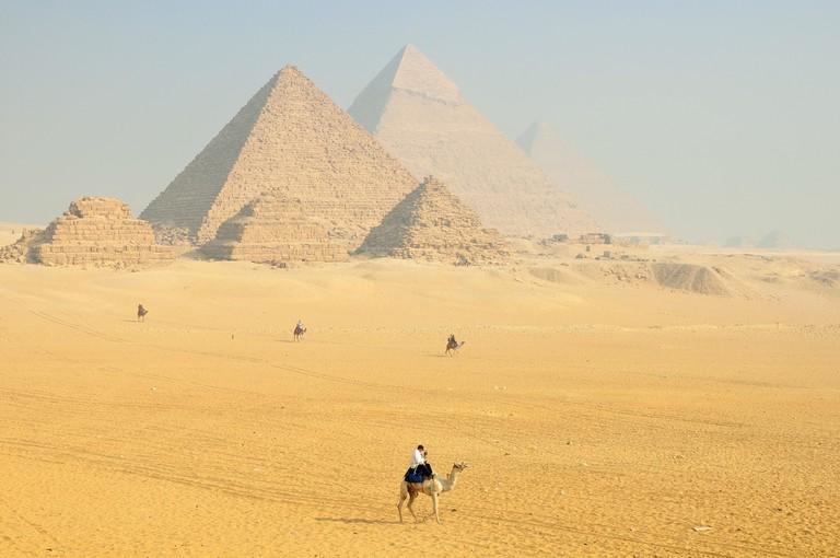 Egypt | © NadineDoerle/Pixabay