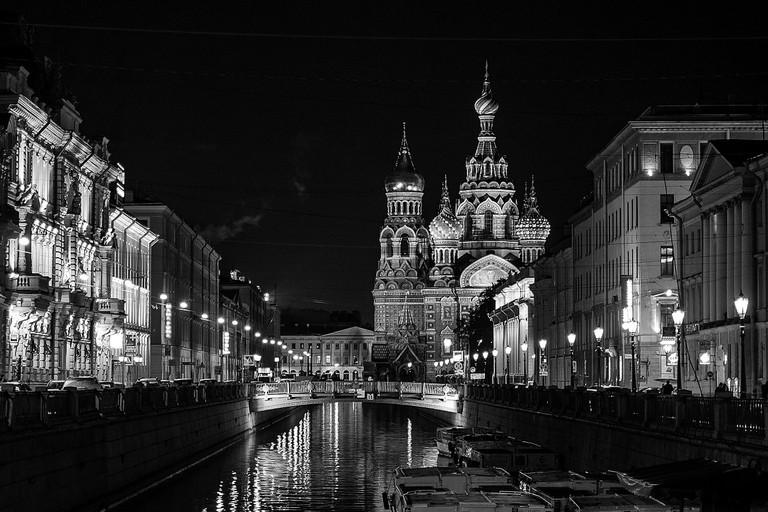 St Petersburg © Maria Shedova/Pixabay