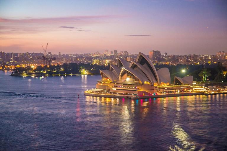 Sydney © Pattyjansen/Pixabay