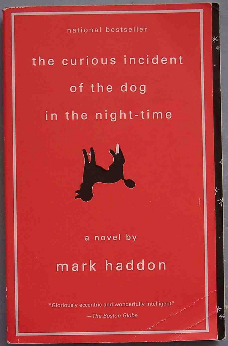The Curious Incident of the Dog in the Night-Time - Mark Haddon | © CHRIS DRUMM/Flickr