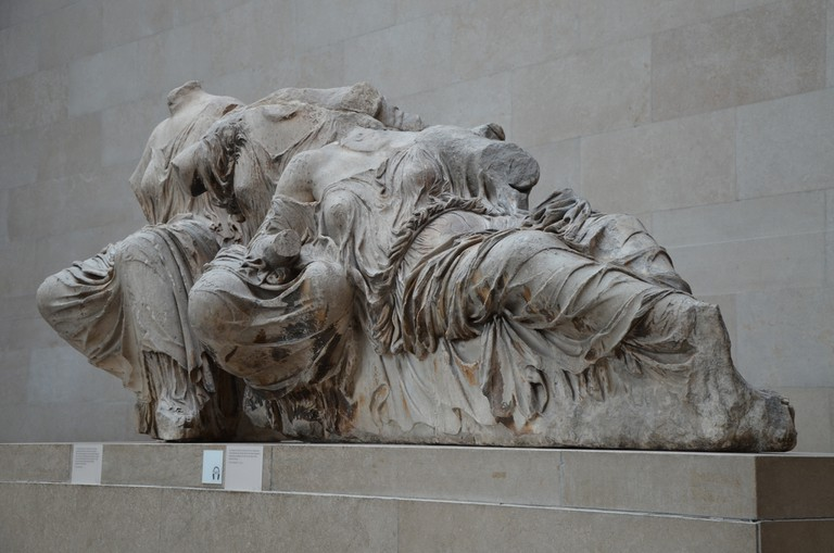 The Parthenon Sculptures at the British Museum