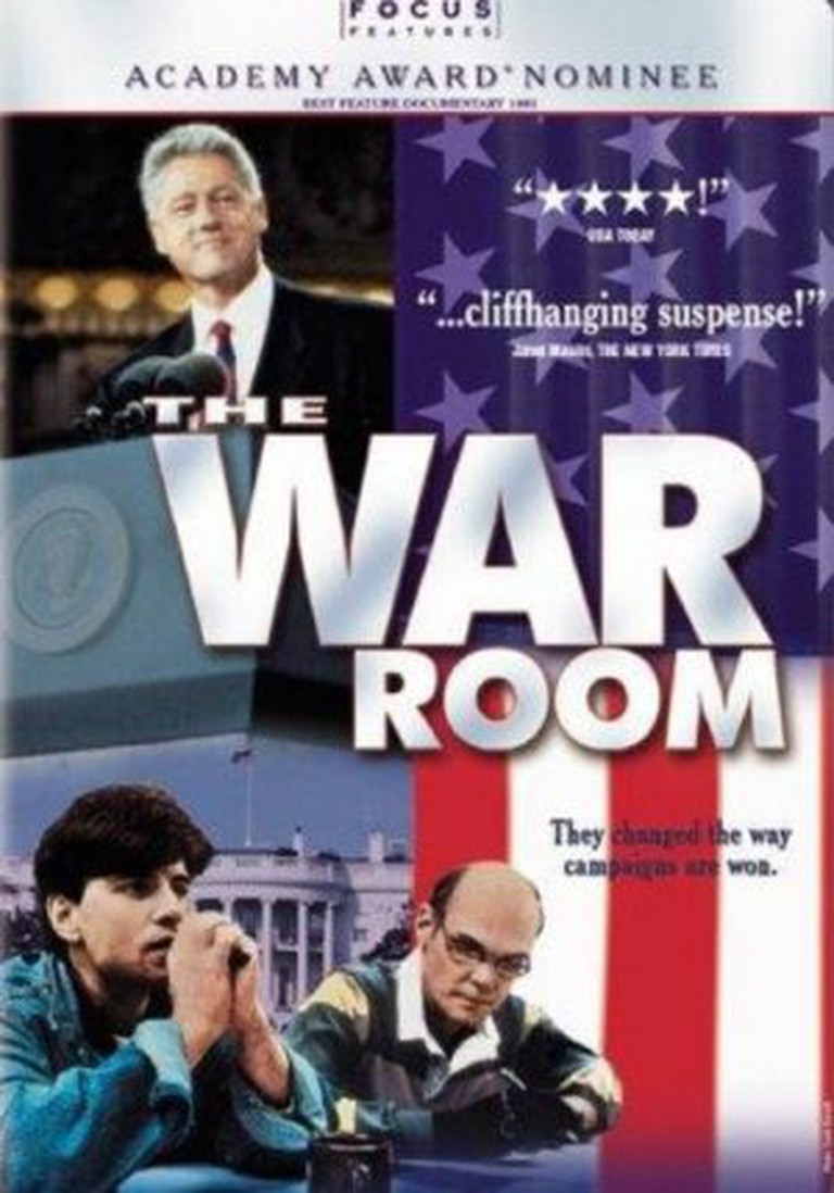 The War Room | © October Films/WikiCommons Fair Use