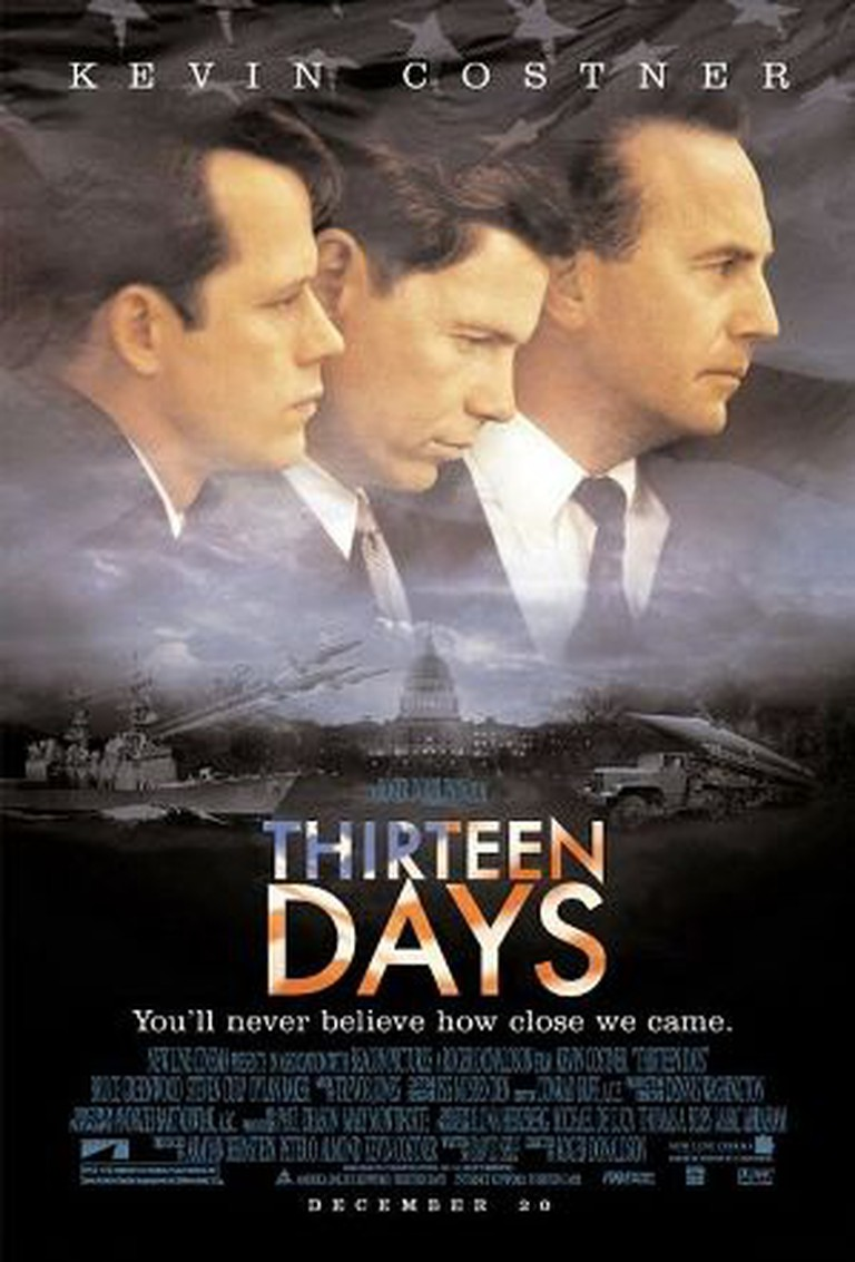 Thirteen Days Poster | © New Line Cinema/WikiCommons Fair Use