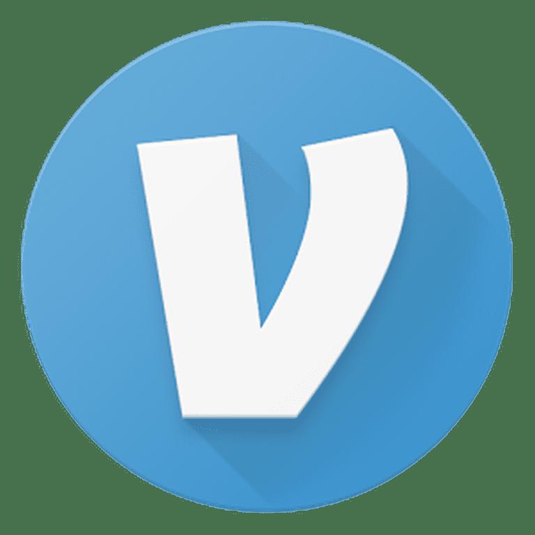 Venmo Logo © Venmo.com